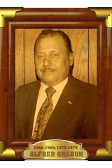 09 President - Alfred Grabun (1966-1969 and 1975-1979)